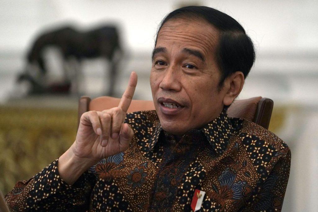 Jokowi menggandakan target Dana Kekayaan Indonesia menjadi $ 200 miliar