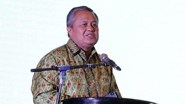 Bank Indonesia menaikkan perkiraan pertumbuhan ekonomi global menjadi 5,7 persen