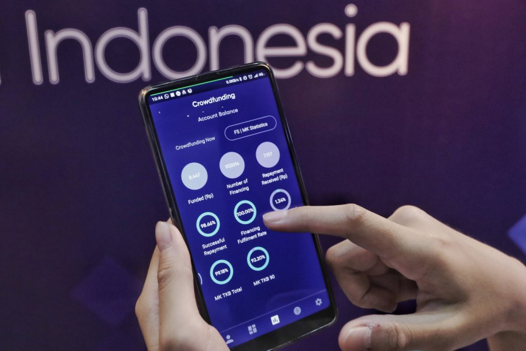 Alternative data to financially boost Indonesia's population
