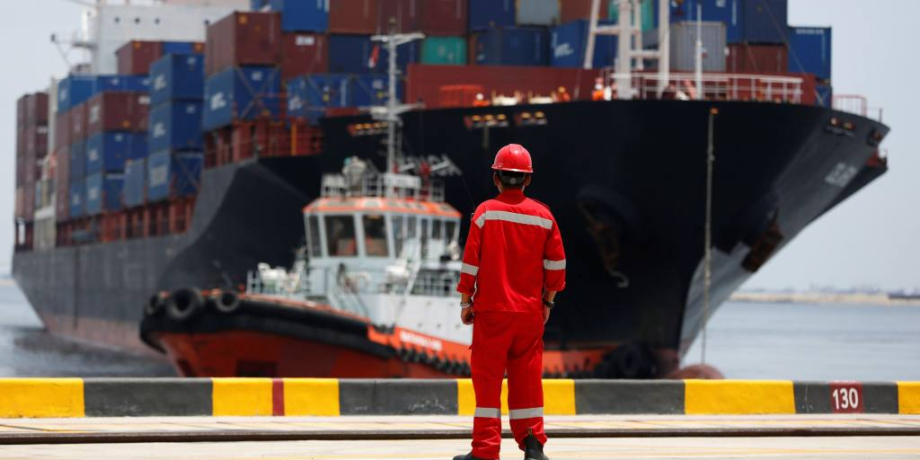 Eksportir Singapura dan Indonesia mengambil keuntungan dari PDB Tiongkok