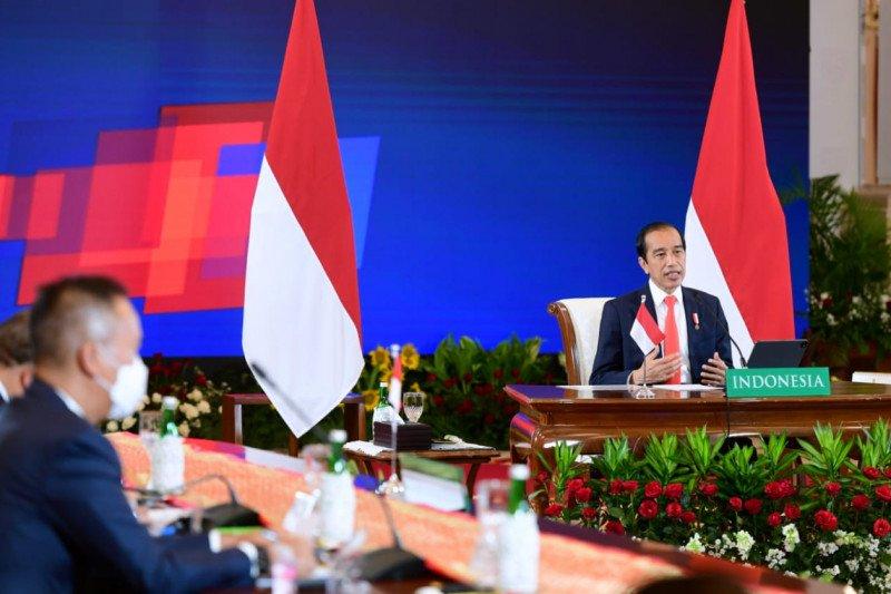 Menteri Perindustrian 4.0 menempatkan Indonesia di antara 10 ekonomi teratas