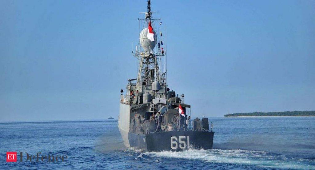 Tentara Indonesia mengumumkan bahwa kapal selam yang hilang itu tenggelam