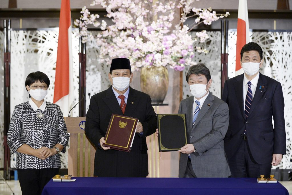 Promoting multilateralism, together with Indonesia