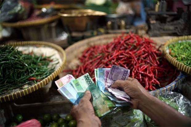 Perekonomian Indonesia mengalami kontraksi lebih lambat di kuartal pertama