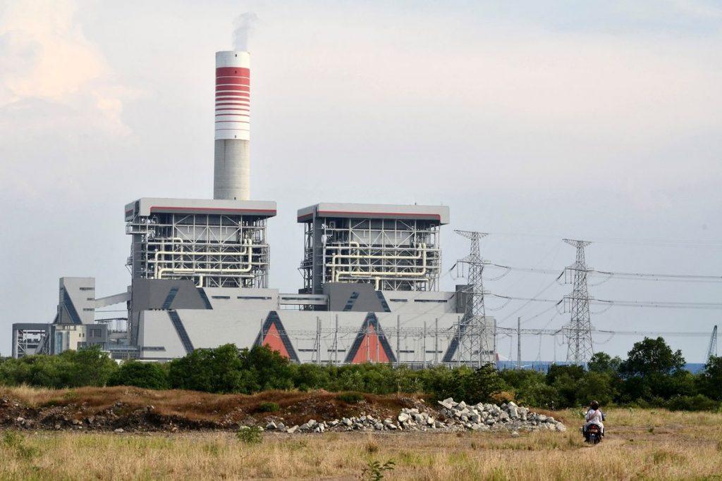 Tidak ada pembangkit batu bara baru di Indonesia dalam upaya pengurangan emisi