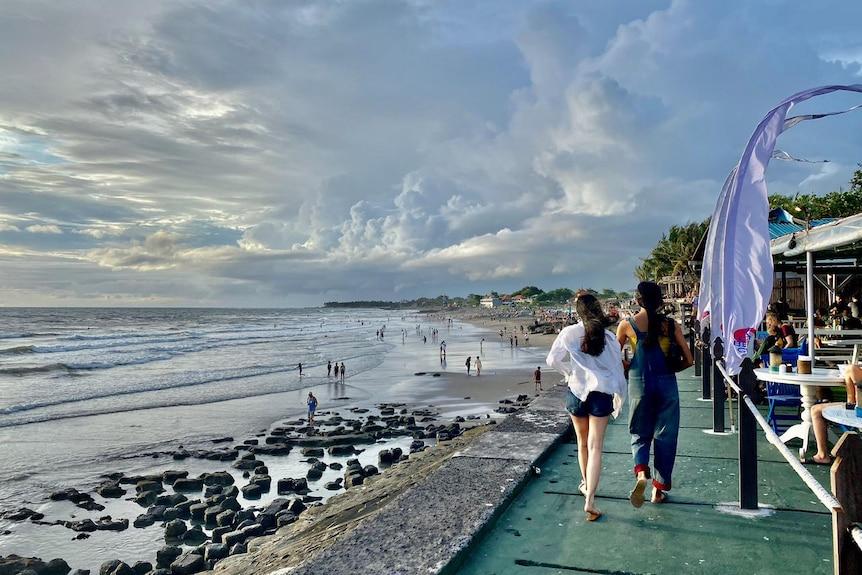 Pertunjukan di Bali