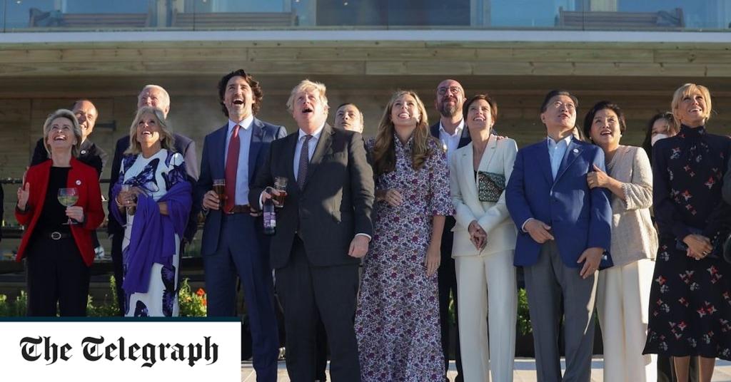 Di balik hiruk-pikuk G7, mahkota ekonomi Inggris telah tergelincir