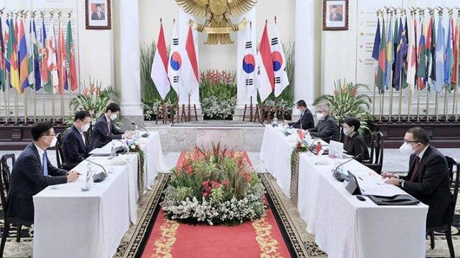 Indonesia dan Korea Selatan menandatangani perjanjian kerjasama kesehatan health