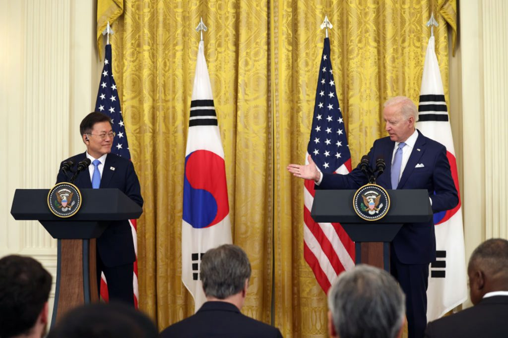 Kesenjangan ukuran Asia dalam agenda perdagangan Biden
