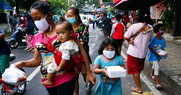 Mengapa Indonesia bisa berada di puncak lonjakan besar-besaran Covid-19