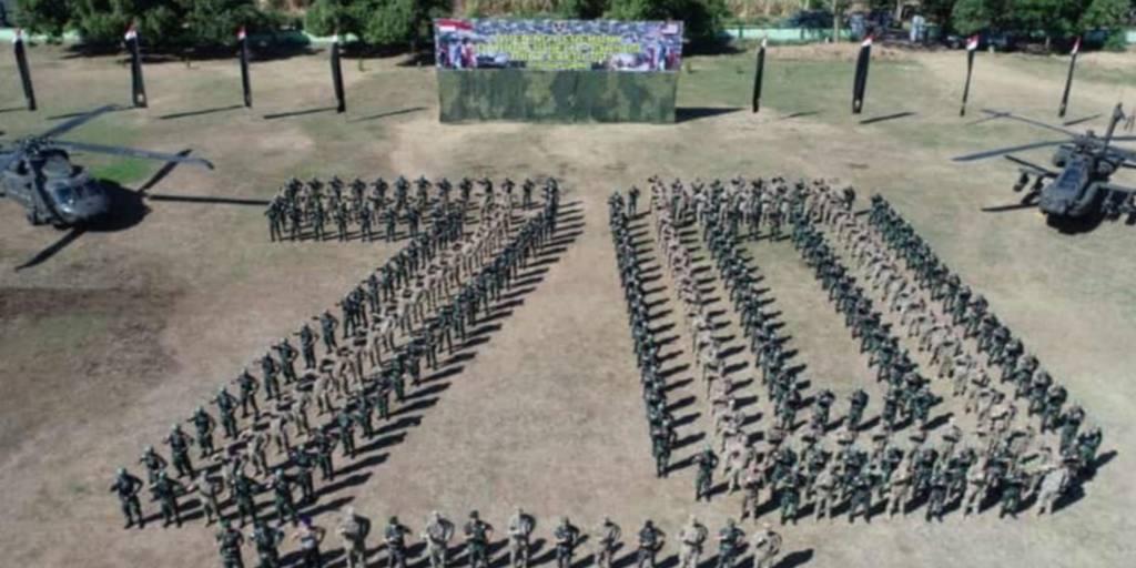 Amerika Serikat dan Indonesia melakukan latihan pertahanan terbesar untuk pulau itu