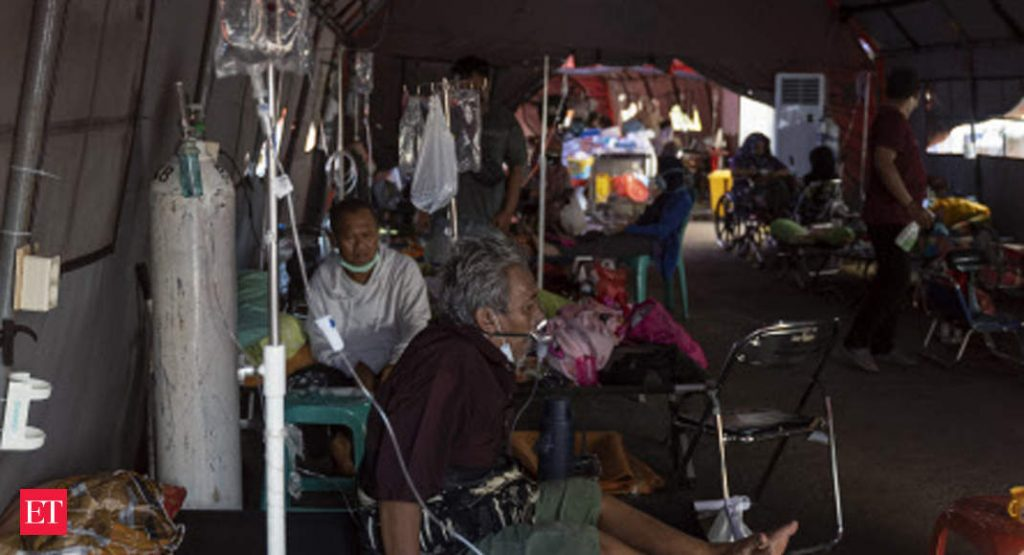 Epidemi memiliki fokus baru: Indonesia