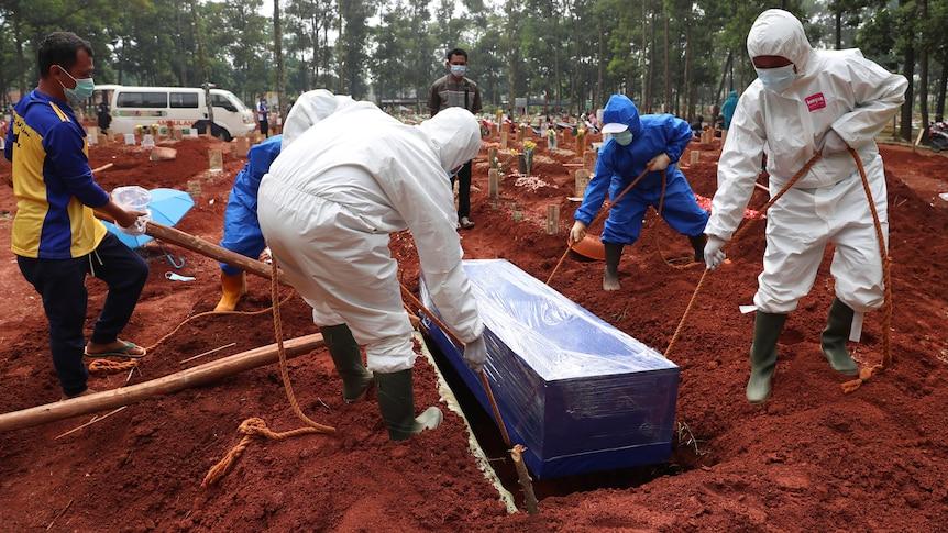 pemakaman indonesia