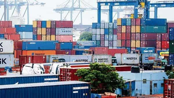 The government has set a merchandise exports target of $500 billion for FY23 and $1 trillion in the next five years. (Photo: Bloomberg)