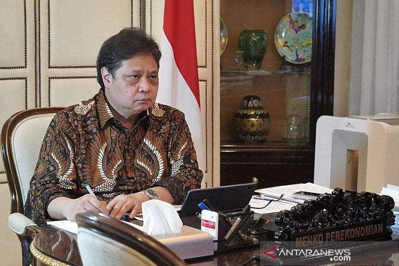 Laju pertumbuhan ekonomi Indonesia lebih tinggi dari Korea Selatan dan Vietnam: Menteri