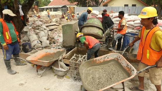 Pekerjaan yang lebih produktif untuk merangkul Indonesia yang lebih sejahtera