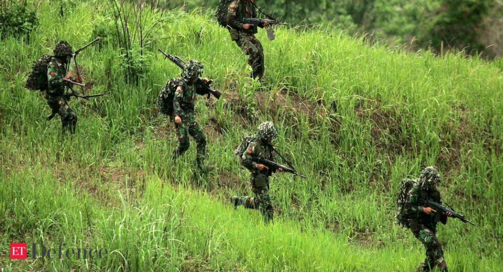 Tentara Indonesia menghentikan 'tes keperawanan' pada tentara wanita