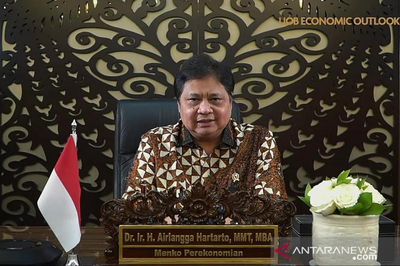 Dampak PPKM terhadap perekonomian hanya sementara: Menteri Hartarto