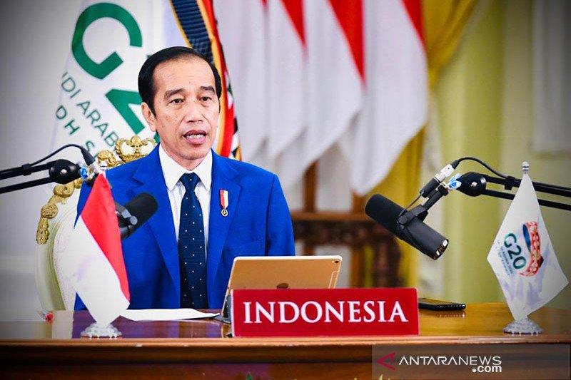 Indonesia akan fokus pada pemulihan ekonomi selama kepresidenan G20