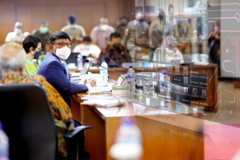 Indonesia berupaya meningkatkan produktivitas ekonomi digital