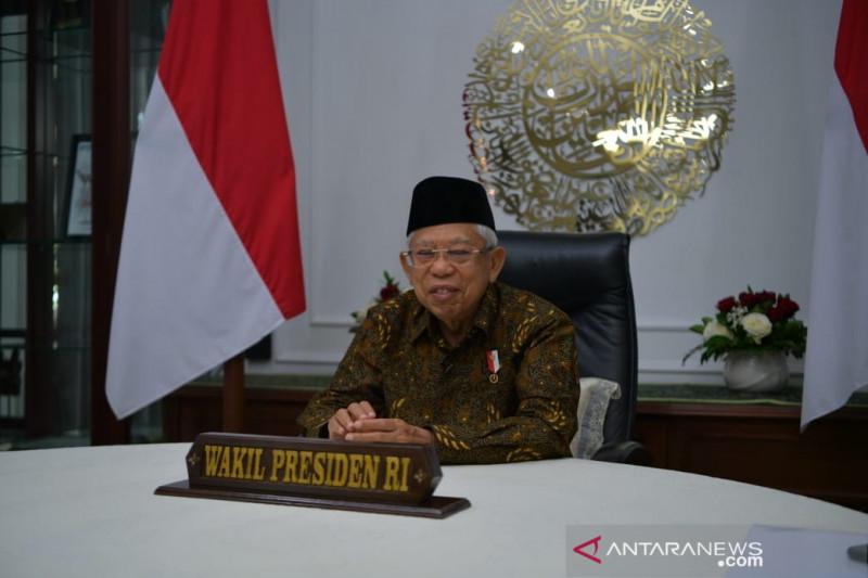 Indonesia memiliki ekonomi maju dengan lebih banyak wirausahawan: Wakil Presiden