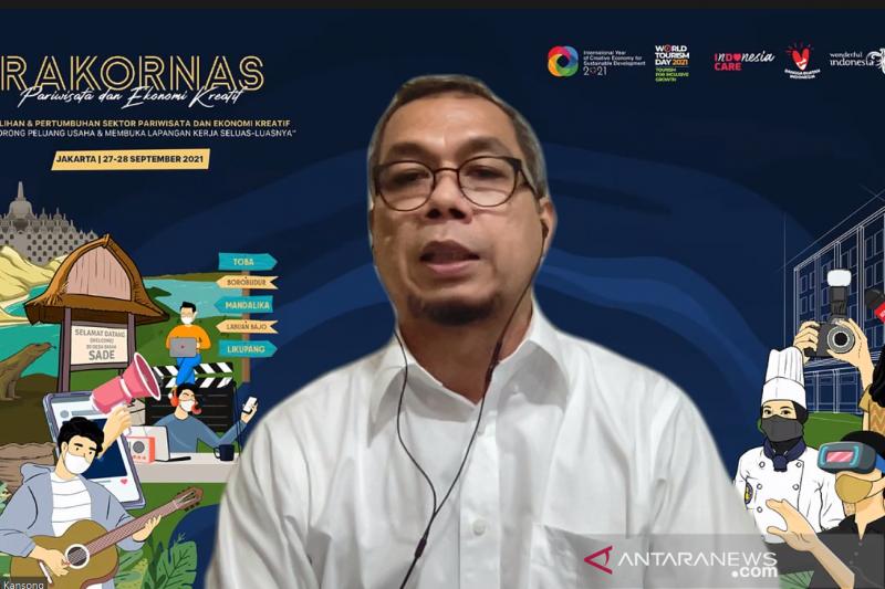 Indonesia mempercepat pemulihan pariwisata dan ekonomi kreatif