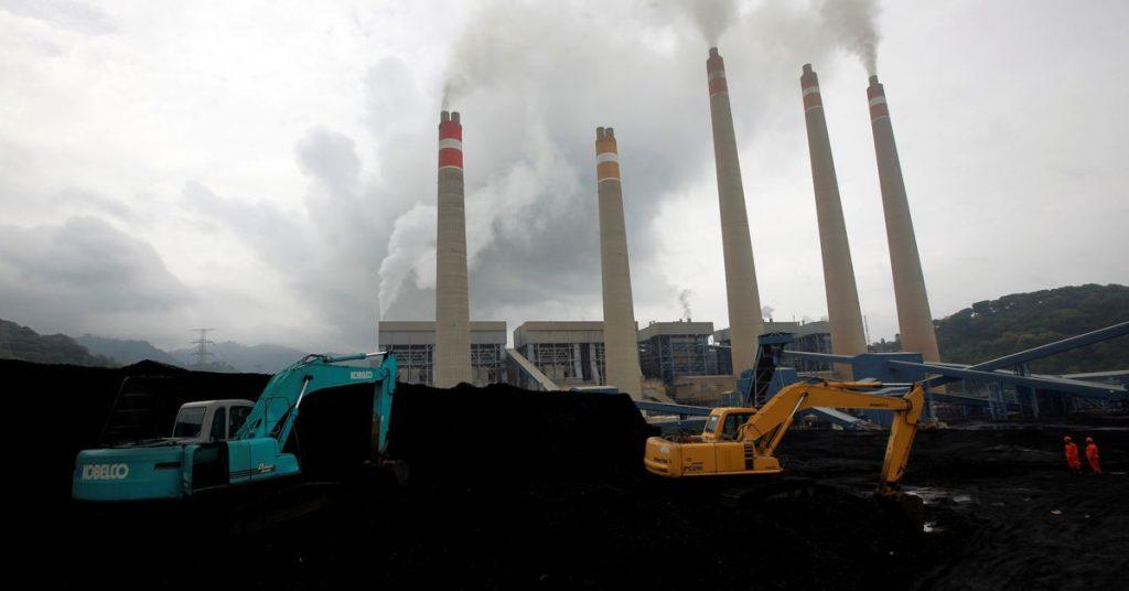 Indonesia tetap berpegang pada batu bara meskipun memiliki visi ekonomi hijau