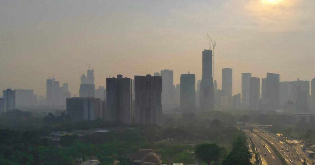 Presiden Indonesia ditemukan terabaikan karena polusi Jakarta