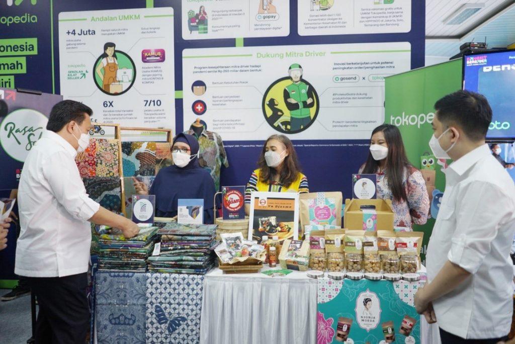 GoTo highlights MSMEs in 'Bangkit Bersama' movement, boosting local economy