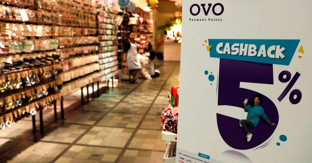 Akuisisi saham mayoritas di e-wallet Indonesia OVO