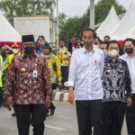 Jokowi: Indonesia Peringkat Empat Ekonomi Syariah Global